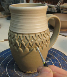 Pottery and Ceramics - Wedge, Shape and Sculpt the Clay